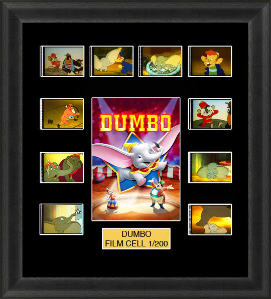 dumbo film cells disney