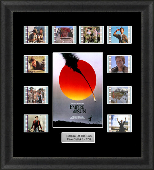 Christian Bale empire of the sun film cells