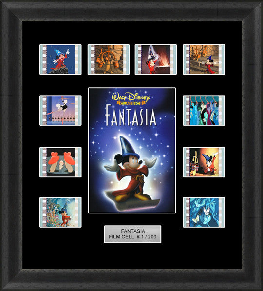 disney mickey mouse fantasia film cells