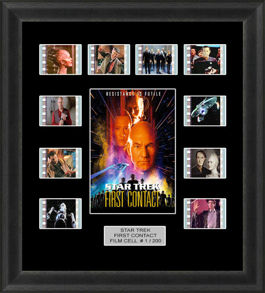 star trek first contact film cells