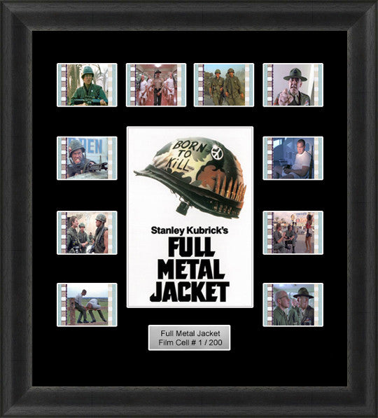 full metal jacket film cells