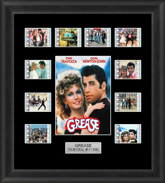 grease film cells john travalta