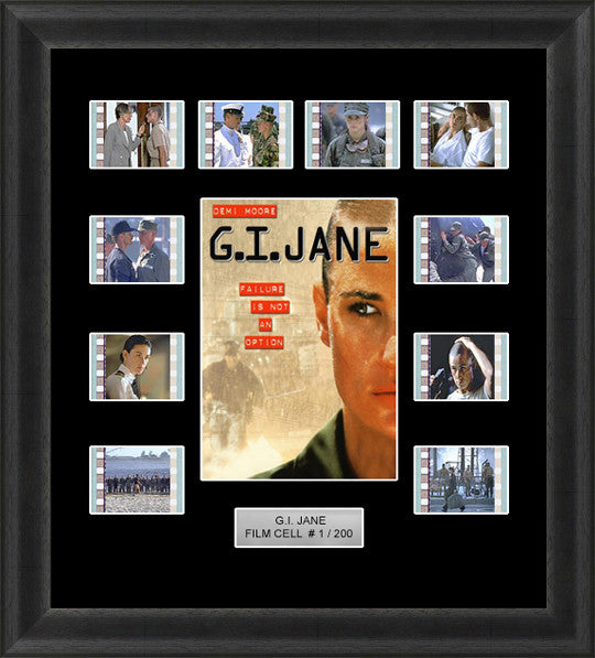 G.I. Jane (1997) film cells