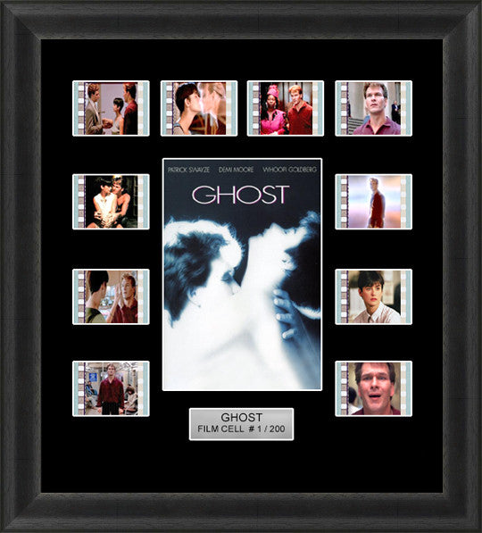 ghost film cells patrick swayze
