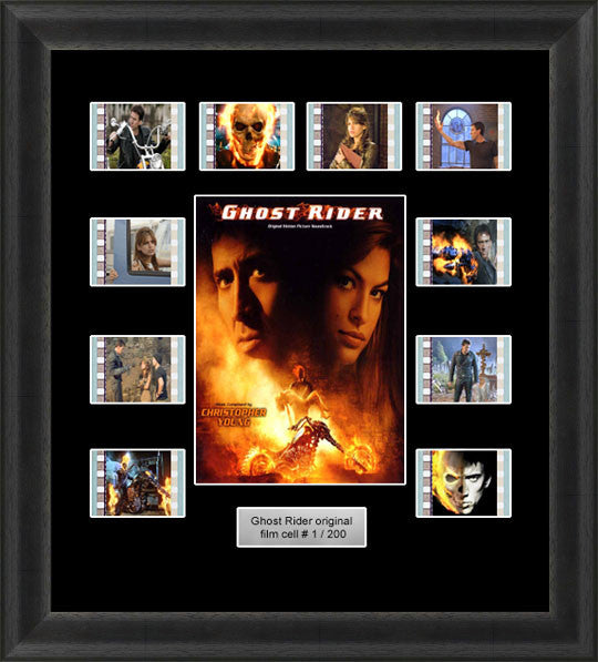 ghost rider film cells
