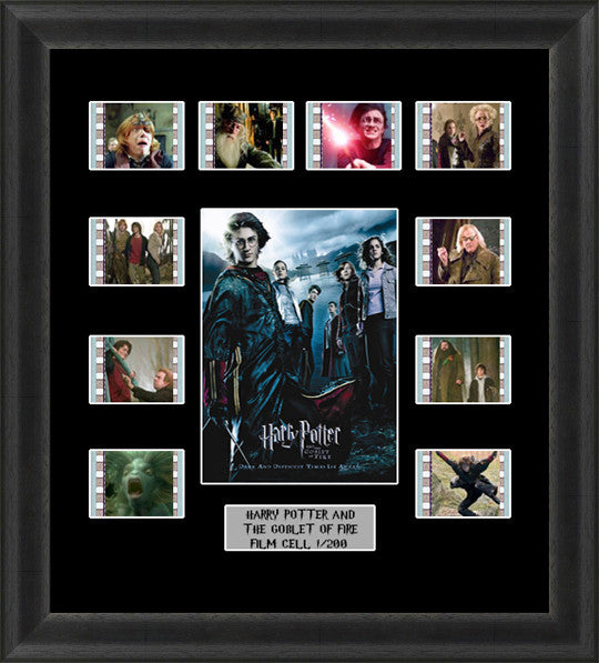 Harry Potter & The Goblet Of Fire Film Cells