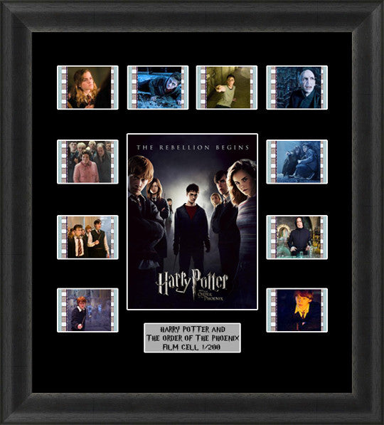 Order Of The Phoenix Film Cells