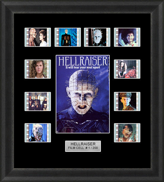 Hellraiser film cells