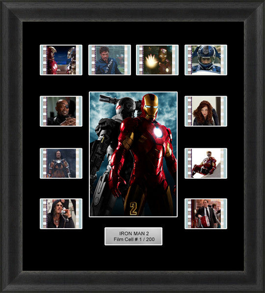 Iron Man 2 (2010) film cells