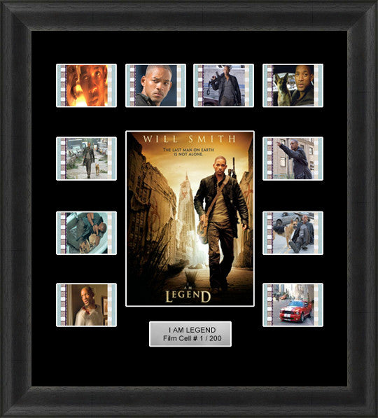 I Am Legend film cells