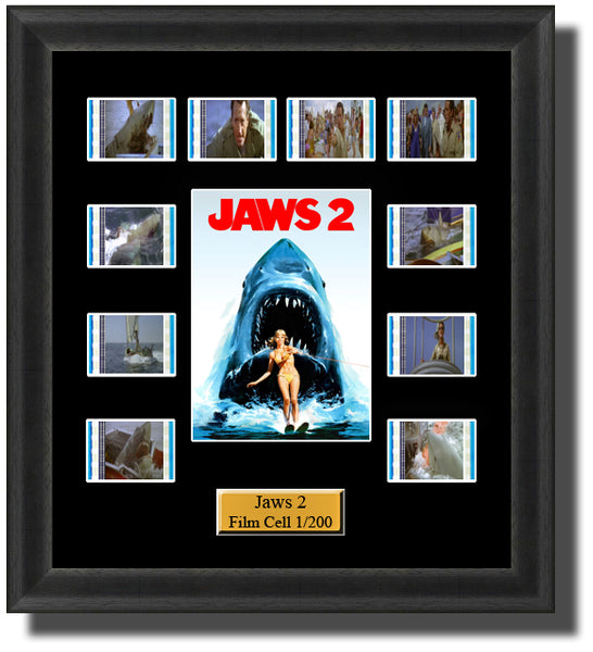 Jaws 2 (1978) Film Cell Memorabilia