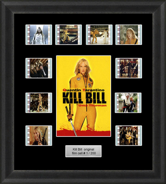 kill bill film cells