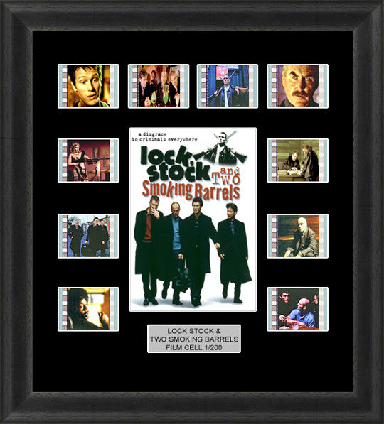 Lock Stock And Two Smoking Barrels film cells