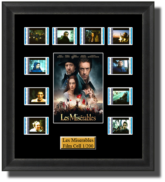 les miserables film cells