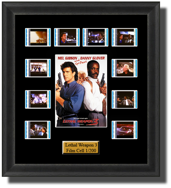 lethal weapon 3 film cells