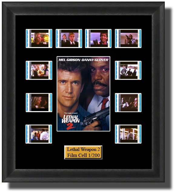 lethal weapon 2 film cells