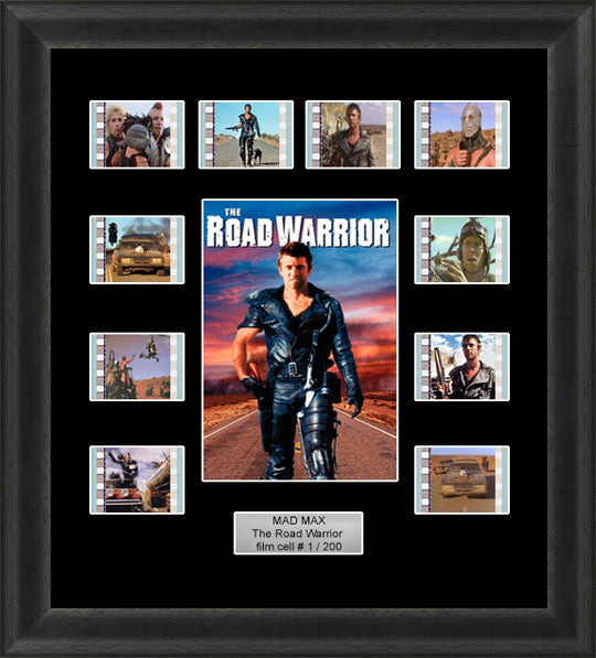 mad max road warrior film cells
