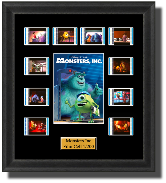monsters inc film cells