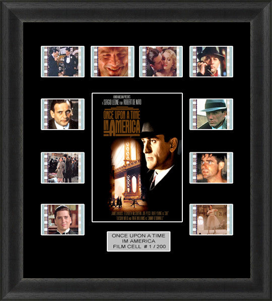 Once Upon A Time In America film cells