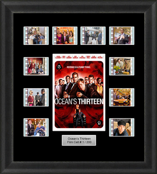 Oceans Thirteen film cells