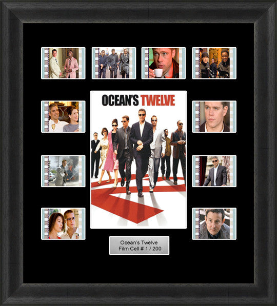 oceans twelve film cells