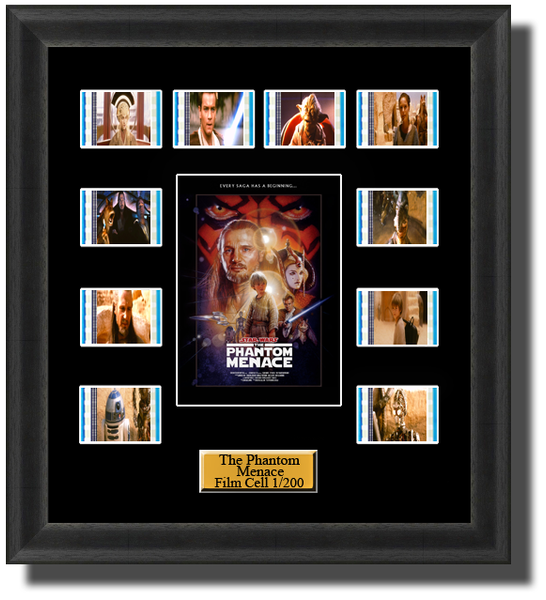 phantom menace film cells star wars