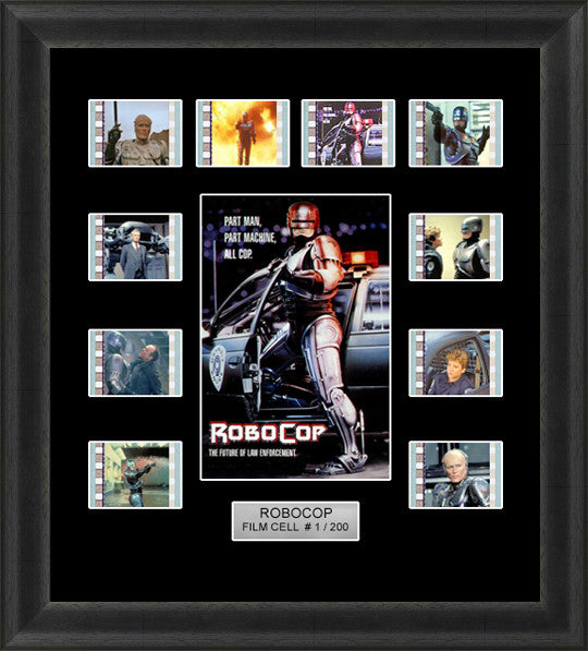 Robocop (1987) film cells