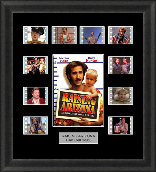 raising arizona film cells