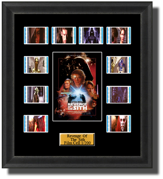revenge of the sith film cells star wars