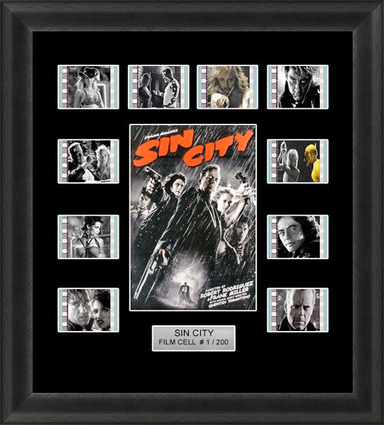 sin city film cells