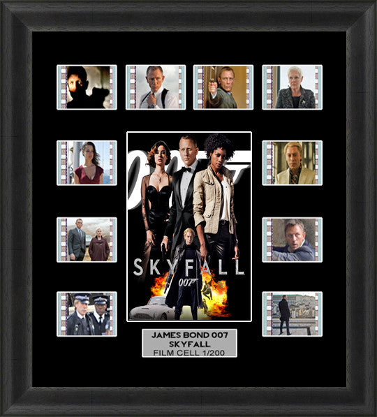 film cells james bond skyfall