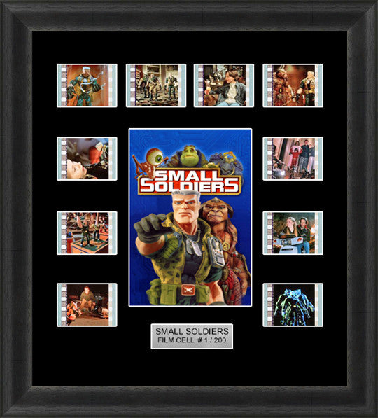Small Soldiers film cells