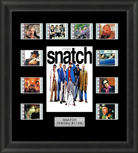 Snatch film cells