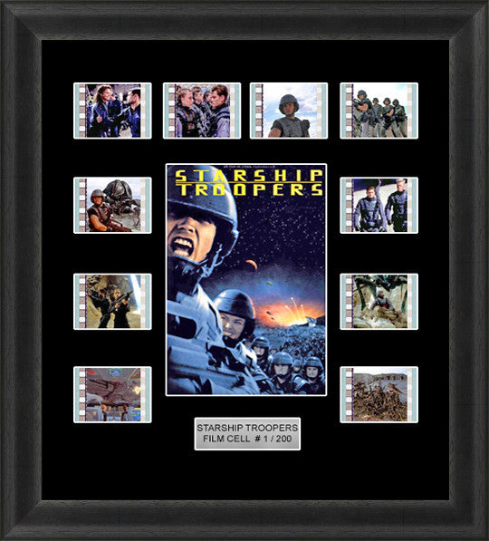 Starship Troopers (1997) film cells