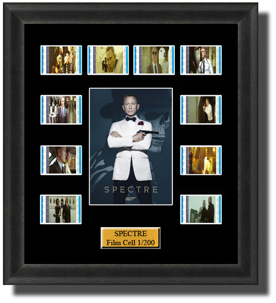James Bond Spectre (2015) Film Cell Memorabilia
