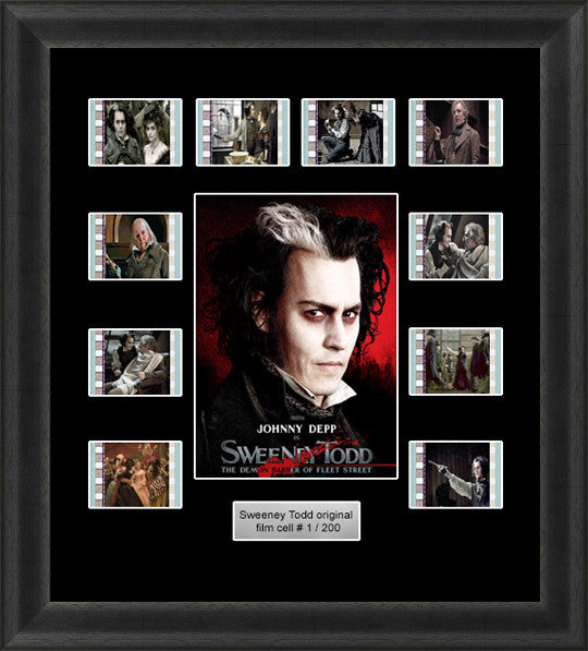 Sweeney Todd film cells