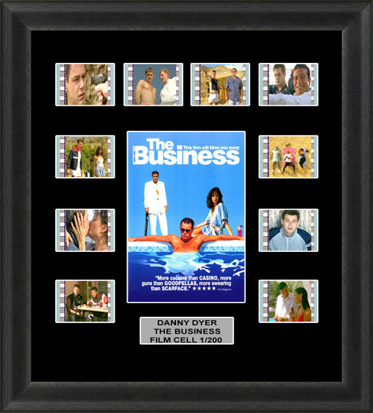 The Business film cells