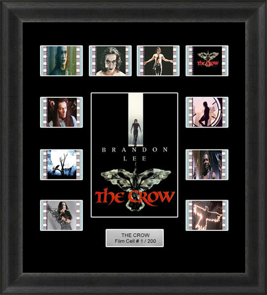 the crow film cells