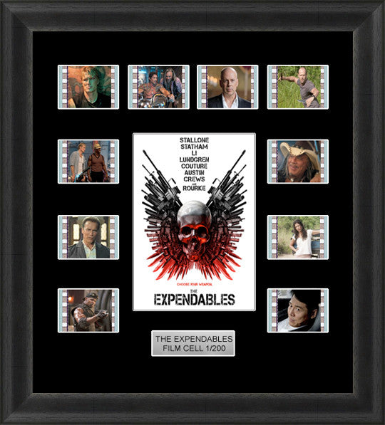 the expendables film cells