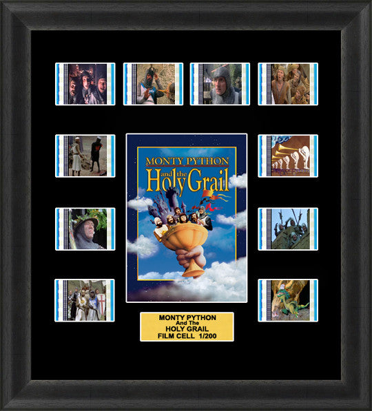 holy grail monty python film cells