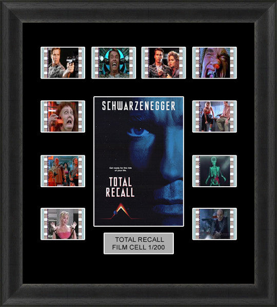 Total Recall (1990) film cells