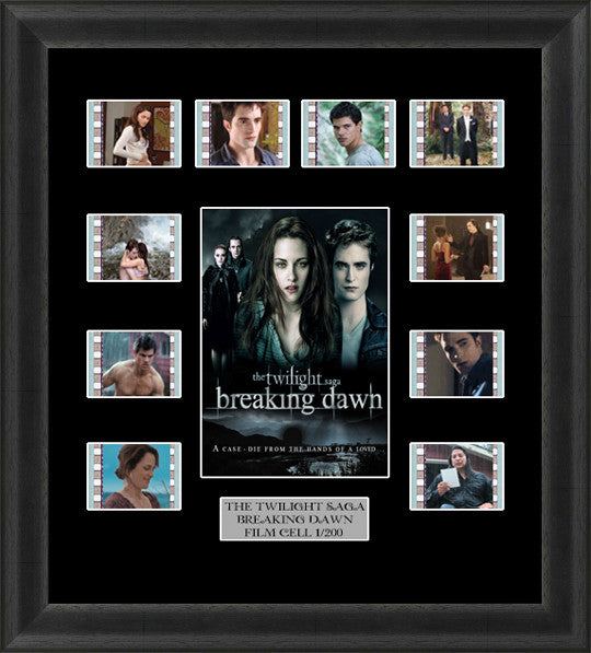 twilight breaking dawn film cells