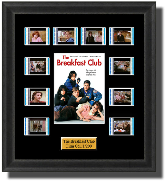 The Breakfast Club (1985) Film Cell Memorabilia