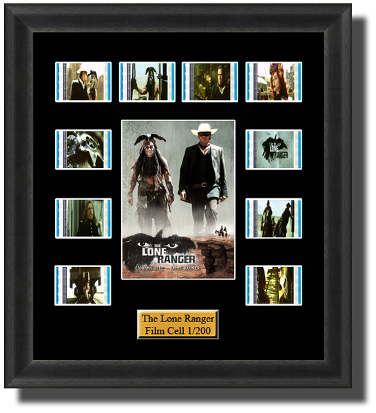 the lone ranger film cells
