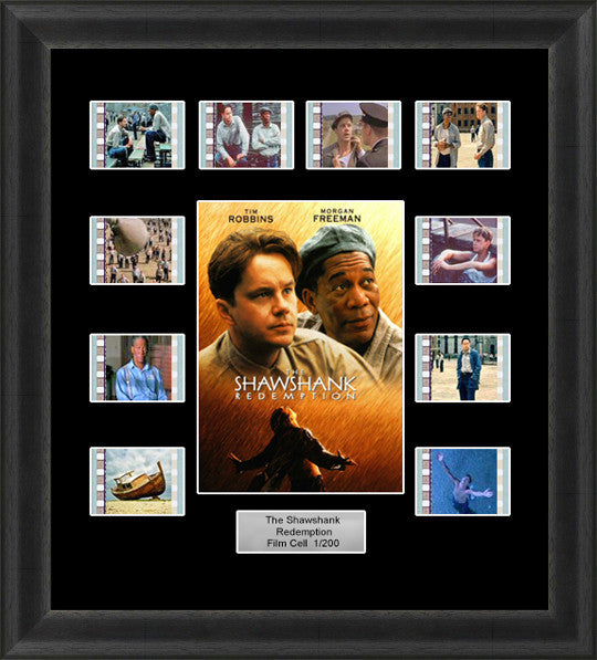 shawshank redemptions film cells