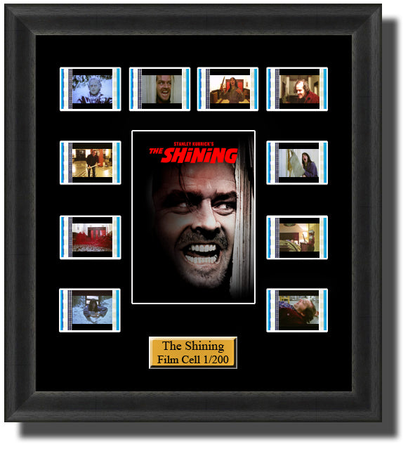 The Shining (1980) Film Cell Memorabilia
