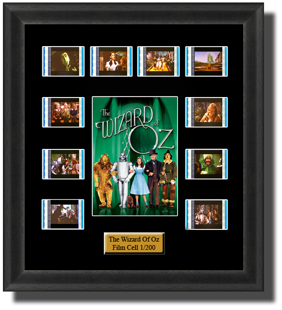 wizard of oz film cells