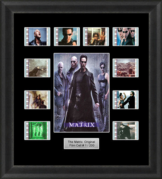 the matrix film cells