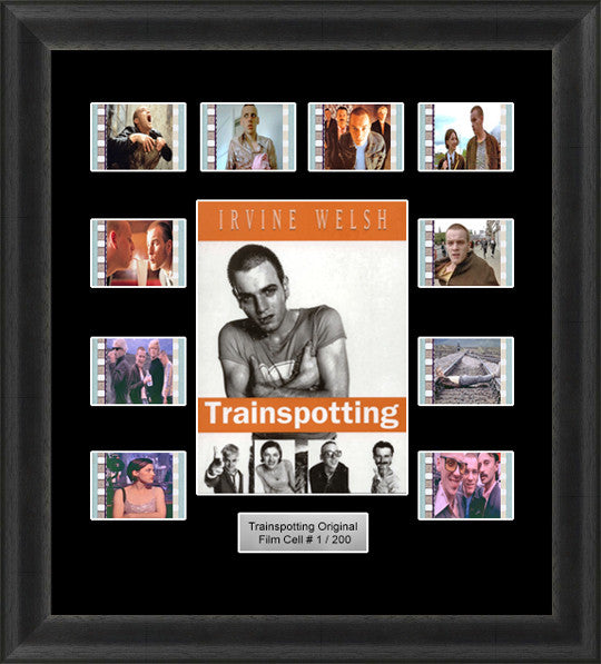 trainspotting film cells