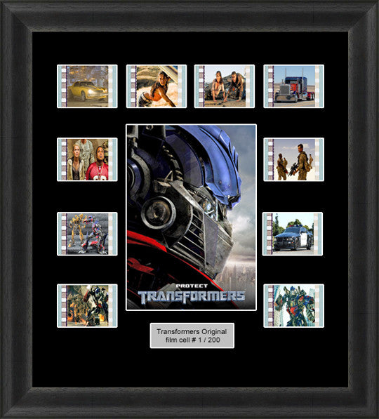 transformers film cells